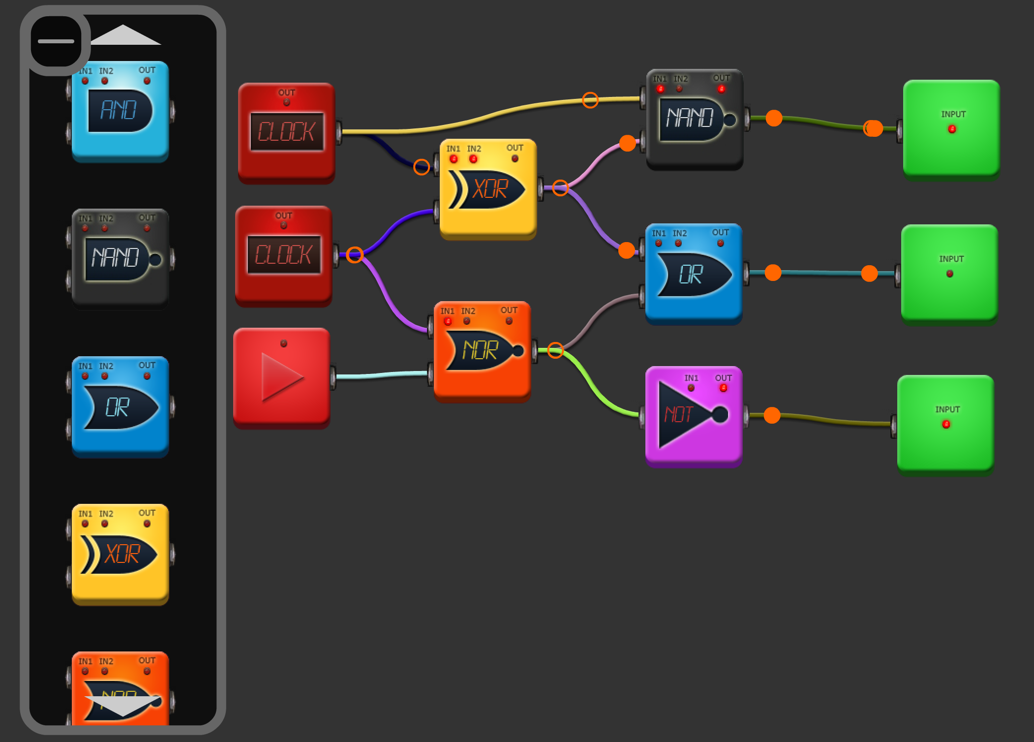 Logic Circuit Simulator Am What Is A Electronic Simulation Uses Simulateur De Circuits Logiques